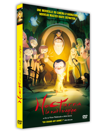 NOCTURNA, LA NUIT MAGIQUE - DVD