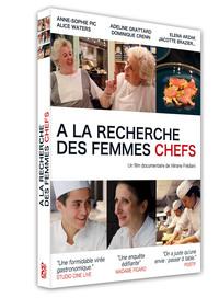A LA RECHERCHE DES FEMMES CHEFS - DVD