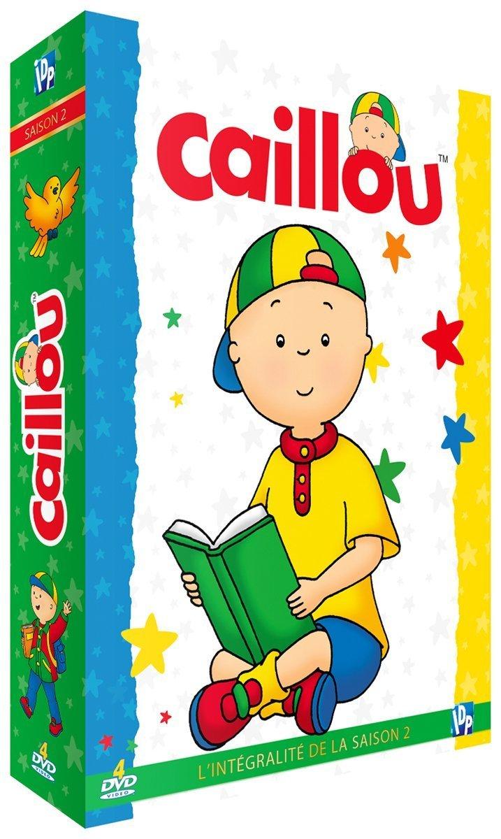 CAILLOU PARTIE 2/2 - DVD