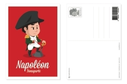 PACK 20 CARTES POSTALES NAPOLEON