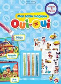 L'ENQUETE DE OUI-OUI - MON SABLE MAGIQUE
