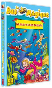 BUS MAGIQUE - LA MER ET SES SECRETS - DVD