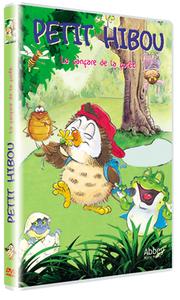 PETIT HIBOU - LA FANFARE DE LA FORET - DVD