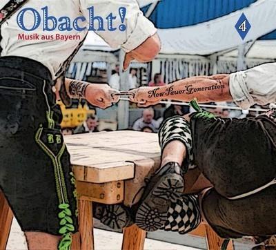 OBACHT! MUSIK AUS BAYERN VOL. 4 - THE NEW PAUER GENERATION