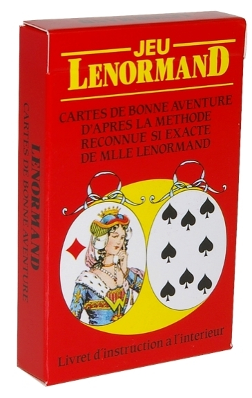 ORACLE JEU LENORMAND