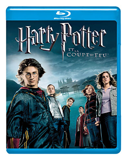 BLU-RAY HARRY POTTER ET LA COUPE DE FEU