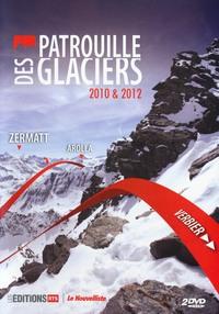 PATROUILLE DES GLACIERS 2010-2012 - DVD