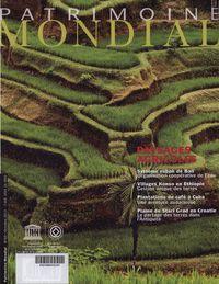 LES PAYSAGES AGRICOLES DU PATRIMOINE MONDIAL- PATRIMOINE MONDIAL N  69