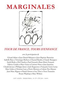 TOUR DE FRANCE,TOURS D'ENFANCE