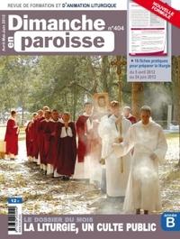 DIMANCHE EN PAROISSE JUIL.-AOUT-SEPT 2012 N 405