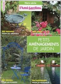 PETITS AMENAGEMENTS DE JARDIN