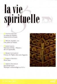 LA VIE SPIRITUELLE N  799