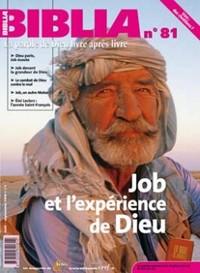 BIBLIA 81 - JOB ET L'EXPERIENCE DE DIEU
