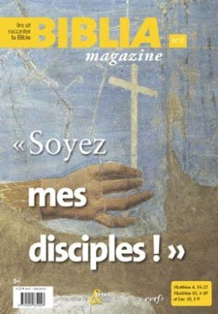 BIBLIA NUMERO 2 SOYEZ MES DISCIPLES !
