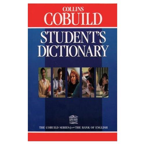 COBUILT  STUDENTS DICTIONARY  VINYL