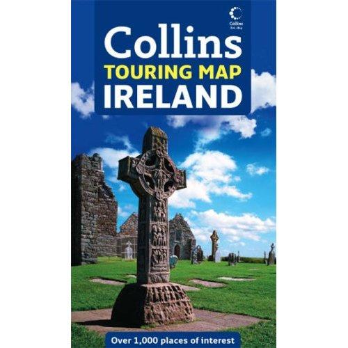 **IRELAND TOURING MAP