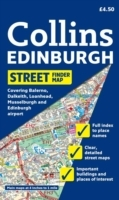 **EDINBURGH COL.STREETFINDER MAP