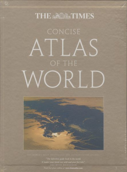ATLAS OF THE WORLD CONCISE