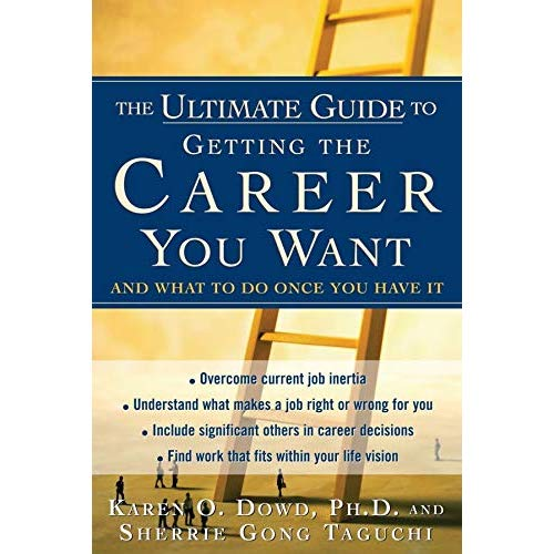 ULTIMATE GUIDE TO GETTING THE CAREER YOU WANT
