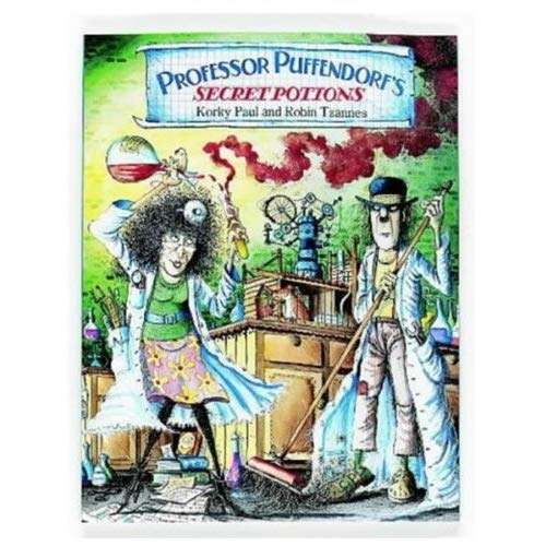 PROFESSOR PUFFENDORF'S SECRET POTIONS