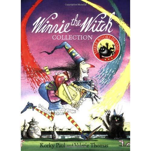 WINNIE THE WITCH COLLECTION THREE BOOKS IN ONE
