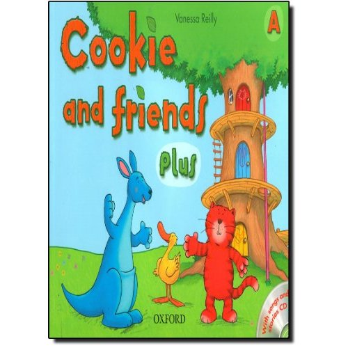 COOKIE AND FRIENDS A: PLUS PACK (CLASSBOOK + CD-ROM + FLASHCARDS + PUPPET)