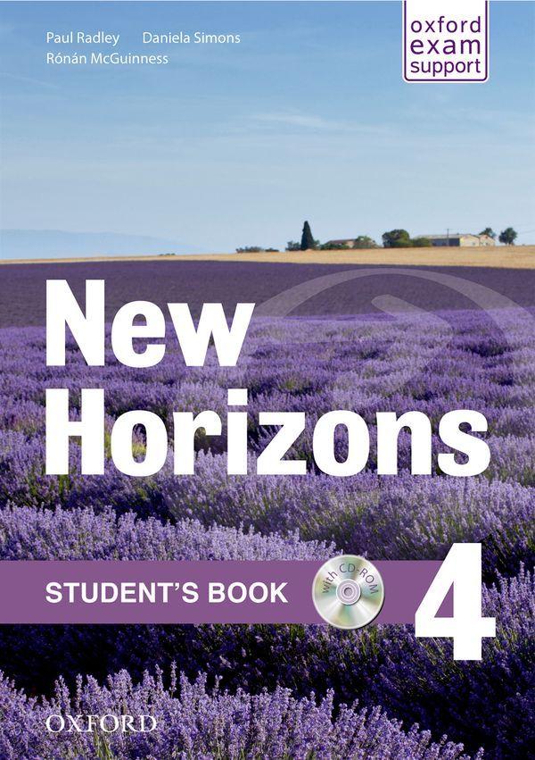 NEW HORIZONS 4: STUDENT'S BOOK AND MULTIROM PACK