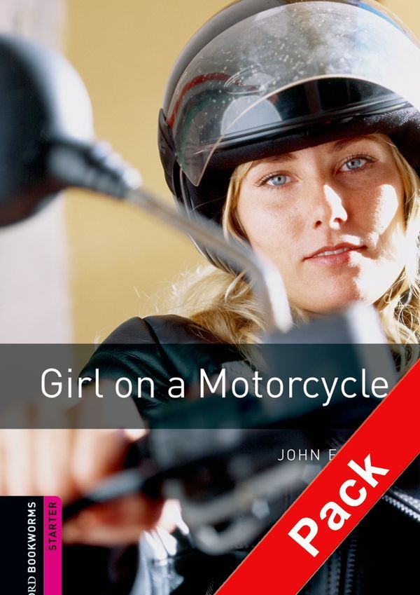 OBWL 2E STARTER: GIRL ON A MOTORCYCLE AUDIO CD PACK