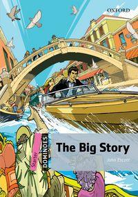 DOMINOES, NEW EDITION STARTER: THE BIG STORY MULTIROM PACK