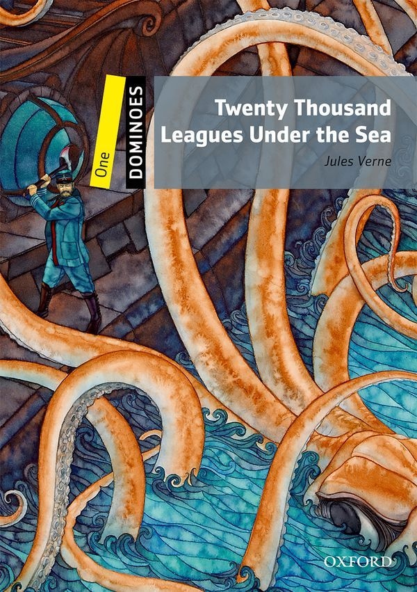 DOMINOES, NEW EDITION LEVEL 1: TWENTY THOUSAND LEAGUES UNDER THE SEA