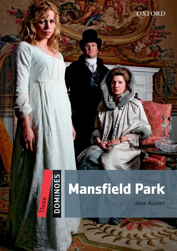 DOMINOES, NEW EDITION LEVEL 3: MANSFIELD PARK MULTIROM PACK