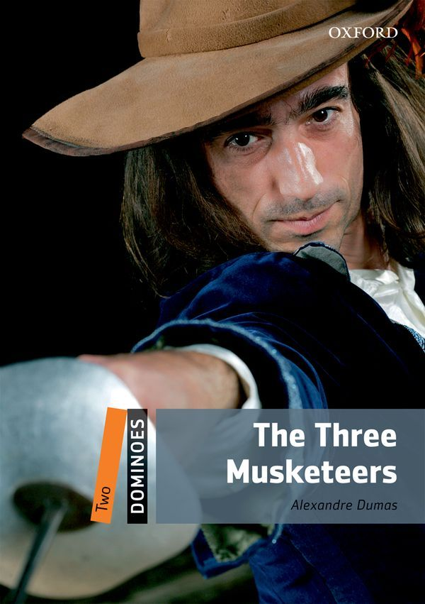 DOMINOES, NEW EDITION LEVEL 2: THE THREE MUSKETEERS MULTIROM PACK