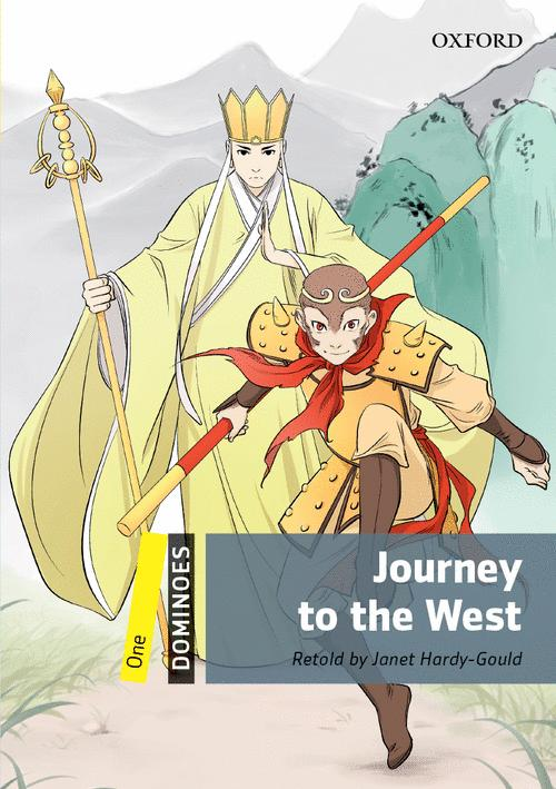 DOMINOES, NEW EDITION LEVEL 1: JOURNEY TO THE WEST