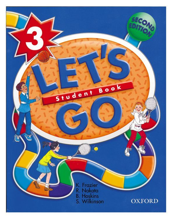 LET'S GO, SECOND EDITION LEVEL 3: STUDENT BOOK