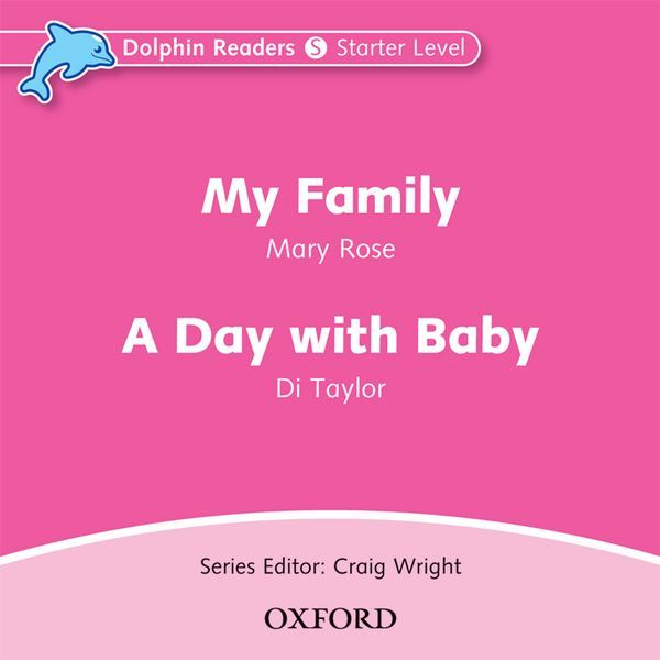 DOLPHINS STARTER: MY FAMILY / A DAY WITH BABY AUDIO CDS (1)