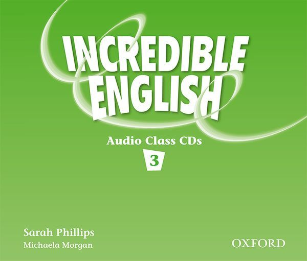 INCREDIBLE ENGLISH 3: CLASS AUDIO CDS (3)