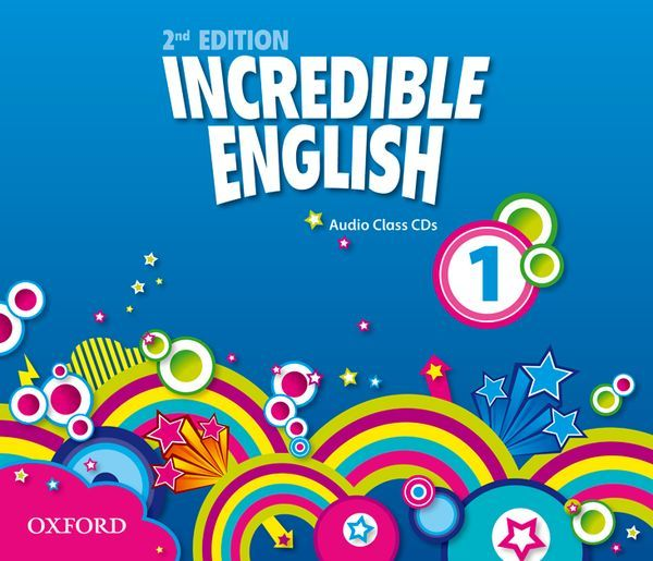 INCREDIBLE ENGLISH, NEW EDITION 1: CLASS AUDIO CDS (3)