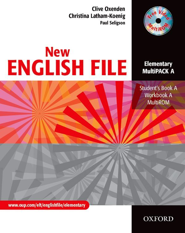 NEW ENGLISH FILE ELEMENTARY: MULTIPACK A