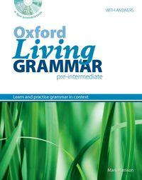 OXFORD LIVING GRAMMAR: PRE-INTERMEDIATE STUDENT'S BOOK PACK
