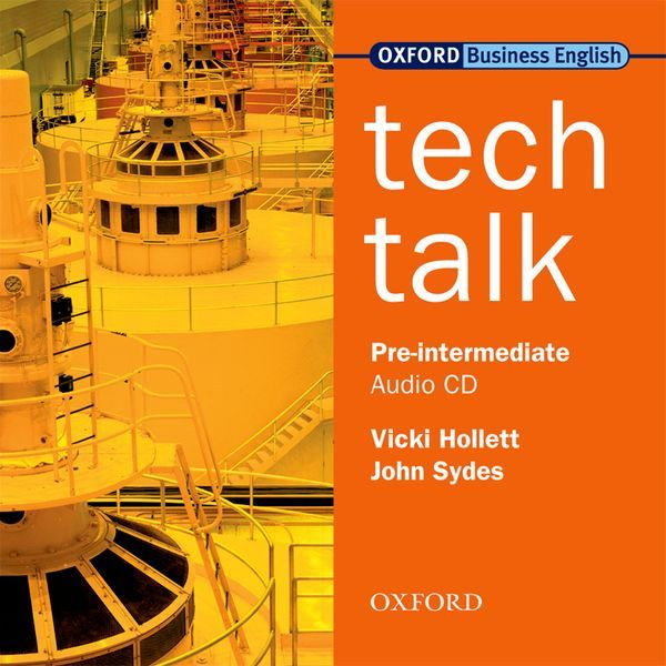 TECH TALK PRE-INTERMEDIATE: CLASS AUDIO CDS (1)