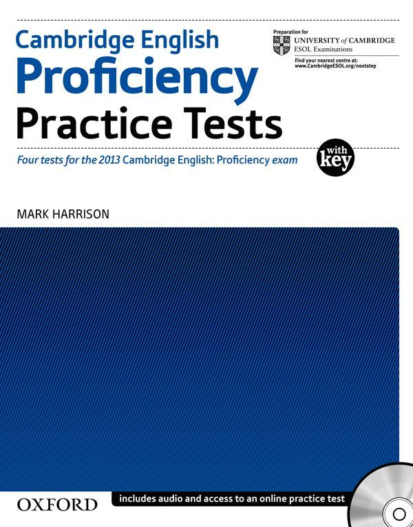 CPE PRACTICE TESTS NEW ED: WITH EXPLANATORY KEY AND AUDIO CDS PACK
