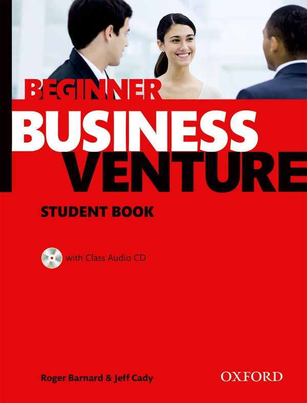 BUSINESS VENTURE BEGINNER: STUDENT'S BOOK PACK