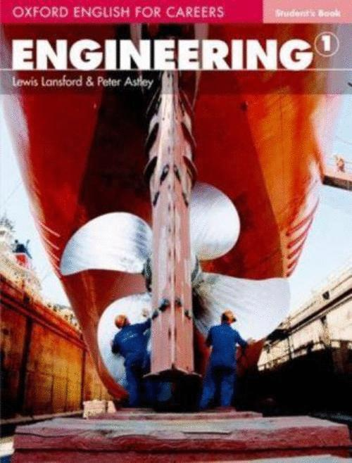 ENGINEERING 1 STUDENT BOOK OXFORD ENGLISH FOR CAREERS
