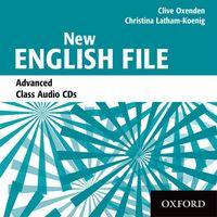 NEW ENGLISH FILE ADVANCED: CLASS AUDIO CDS (3)