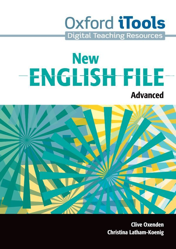 NEW ENGLISH FILE ADVANCED: ITOOLS DVD-ROM