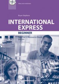 INTERNATIONAL EXPRESS BEGINNER TEACHER'S RESOURCE BOOK PACK
