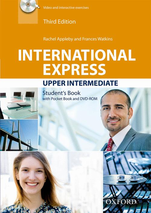 INTERNATIONAL EXPRESS UPPER-INTERMEDIATE 3E STUDENT'S BOOK PACK