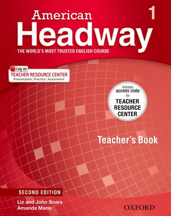AMERICAN HEADWAY SECOND EDITION: TEACHER'S BOOK 1 PACK