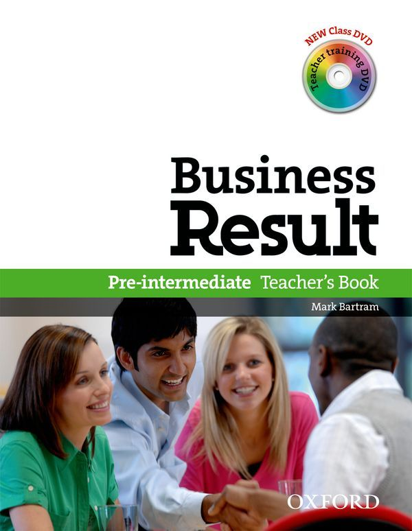 BUSINESS RESULT PRE-INTERMEDIATE: TEACHER'S BOOK & DVD PACK