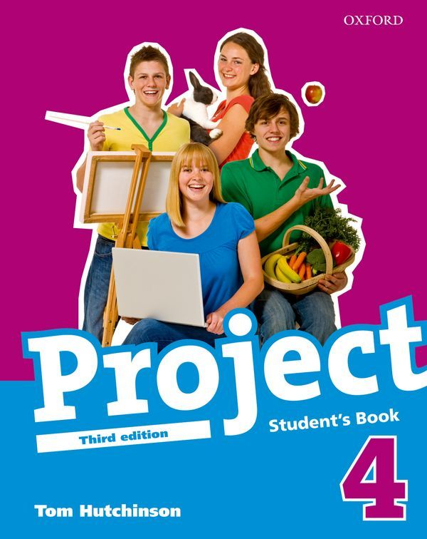 PROJECT THIRD EDITION 4: STUDENT'S BOOK